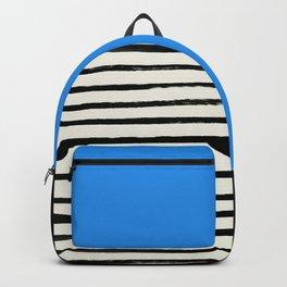 Ocean x Stripes Backpack