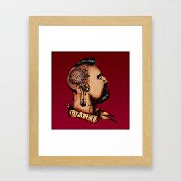 Nahko Bear Fan Made Art Framed Art Print