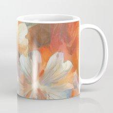 Abstract Wild Geraiums Mug