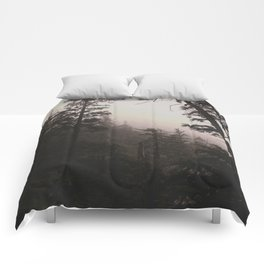 Oregon Coastal Forest Comforters