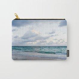 Peaceful Beach Carry-All Pouch