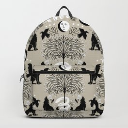 garden of the moon Backpack