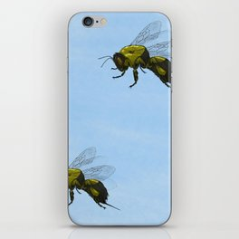 Flight of the Bumblebees iPhone Skin
