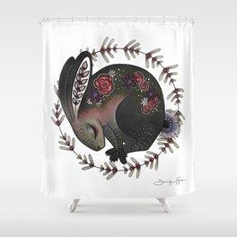 Angora Shower Curtain