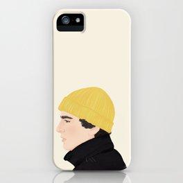 Skam   Jonas Vasquez iPhone Case