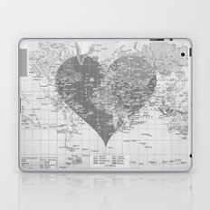 Love Each Other Laptop & iPad Skin