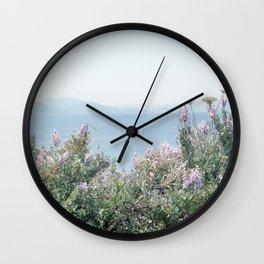 Ile St. Honorat Wall Clock