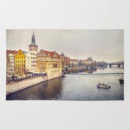 River Vltava Rug