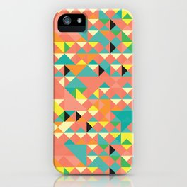 It's Geometric iPhone Case