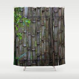 Dreamy Bamboo Shower Curtain