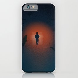 Always look on the bright side of life  iPhone Case
