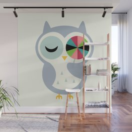Sweet Holiday Wishes Wall Mural