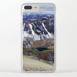 Colorado Clear iPhone Case