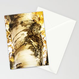 The Beautiful Birch Stationery Cards