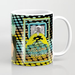 mASScOMM limited hangout Coffee Mug