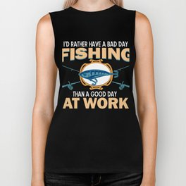 Fishing Funny Witty Sarcastic Fishers Fishermen Fish Lovers Hook Rod Fishes Gift Biker Tank