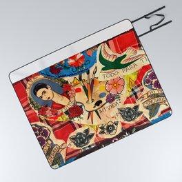 ART LIFE Picnic Blanket