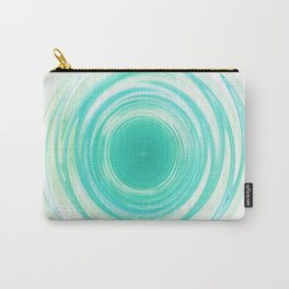 Ripple_Spin_Circle_Life_Digital_Abstract_Energy_Aura Carry-All Pouch