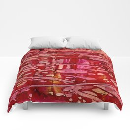 Red River Currents Comforters