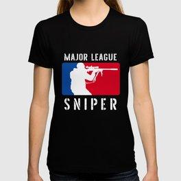 Sniper Major Airsoft Airsoft BBs Gift T-shirt