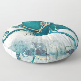 Underwater Dream V Floor Pillow