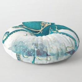Underwater Dream V Floor Pillow