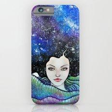 cosmic petals Slim Case iPhone 6s