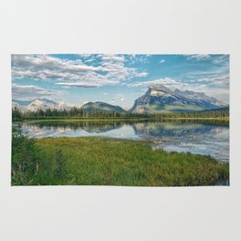 Reflections Of Nature Rug