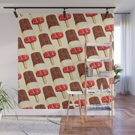 Ice Lolly Pattern - Fab Wall Mural