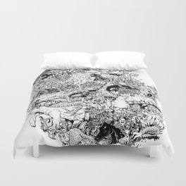 Growth Duvet Cover