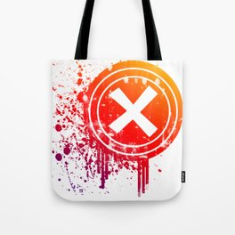 X vector Tote Bag