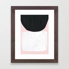 Hush Framed Art Print