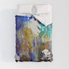 URBAN ABSTRACTION Comforters