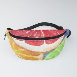 Juicy citrus Fanny Pack