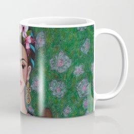 Frida cat lover Coffee Mug
