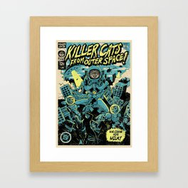 Cataclysm  Framed Art Print
