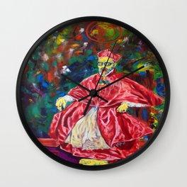 The last Supper- after El Greco Wall Clock