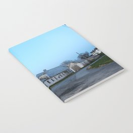 Silent Barn Notebook
