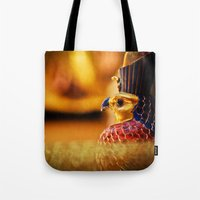 egypt Tote Bags featuring Egypt by Marcus Meisler