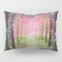 Into the path of Happiness Pillow Sham