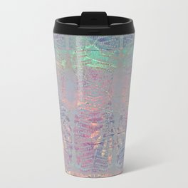 212 12 Abstract Seashell Pastel Travel Mug