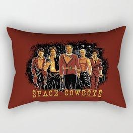Space Cowboys Rectangular Pillow