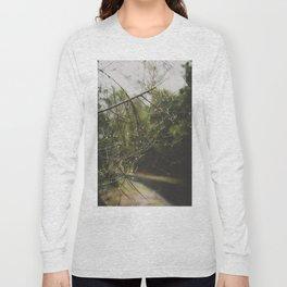 Rainforest Droplets Long Sleeve T-shirt