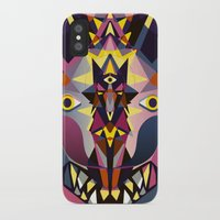 wolves iPhone & iPod Cases featuring Wolves by youareconstance