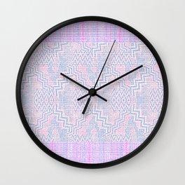 Zigity Zagaty Stripes Wall Clock