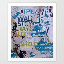 MPL11 Art Print