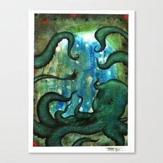Polū Canvas Print