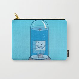 The Great Escape Artist Carry-All Pouch
