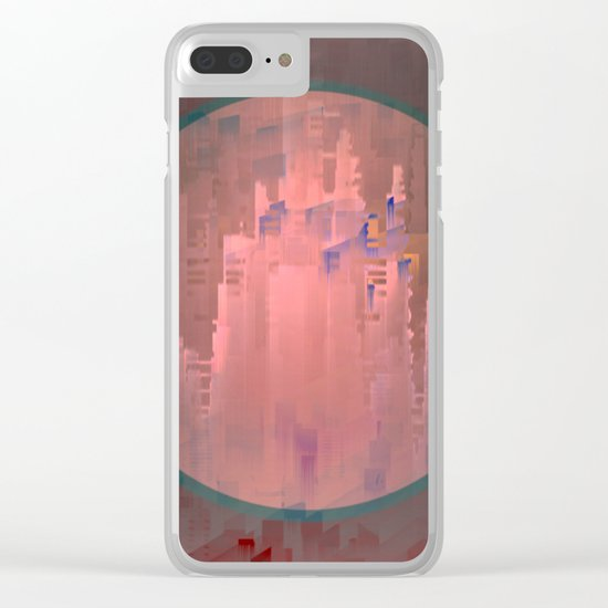 Trappist - Connection I Clear iPhone Case