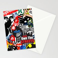 decals Stationery Cards